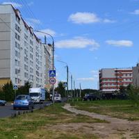 Улица Героев пожарных