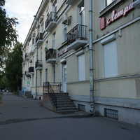 Тихорецкий проспект.