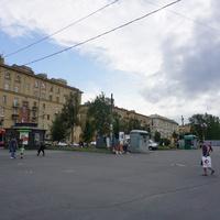 Улица Бабушкина.