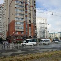 Улица Ильюшина.