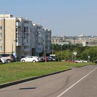 """Белгород. Жилой комплекс """"Новая жизнь"""" на ул. Каштановой."""