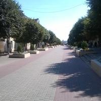 Орёл. Обновлённая ул. Ленина