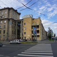 Проспект Юрия Гагарина.