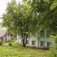 Здание администрации Курчумского сельского поселения