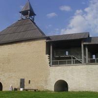 Воротная башня Староладожской крепости