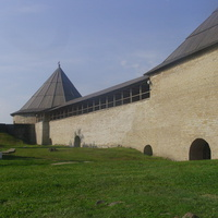 Климентовская башня Староладожской крепости