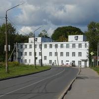 """Ивангород, район """"Парусинка"""", современная ивангородская больница"""