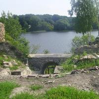 На территории Староладожской крепости. Раскоп Тайничной башни.
