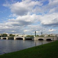 Каменноостровский мост.