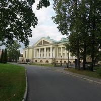 Набережная Малой Невки.
