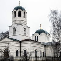 Церковь Николая Чудотворца в с. Завертная Советского района Кировской области