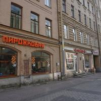 Финский переулок.