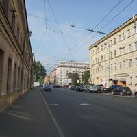 Улица Академика Лебедева.