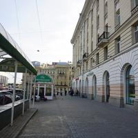 Боткинская улица.