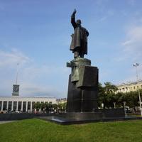 Памятник вождю Пролетариата.