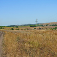 Вид со стороны Ливенки