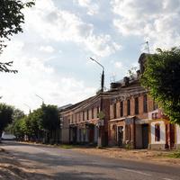 Площадь ленина (бывшая Спасская)