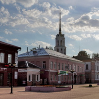 Улица Малахия Белова