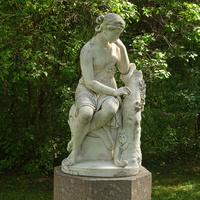 """Скульптура """"Эрминия"""""""