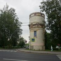 Павловск.Улица Садовая.Башня.