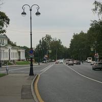 Павловск.Фильтровское шоссе.