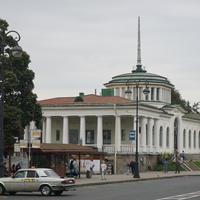 Павловск.Ж/Д вокзал.