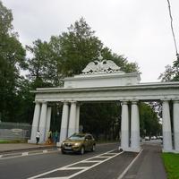 Николаевские Ворота...На Садовой улице.