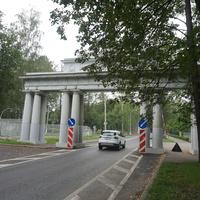Павловск.Николаевские Ворота.