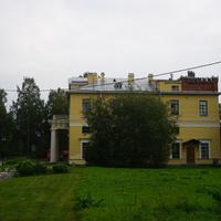 Павловск.Садовая улица.