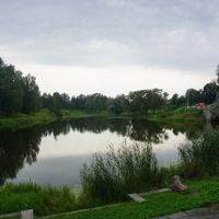 Река Славянка.