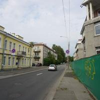 Павловск.Берёзовая улица.