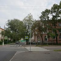 Павловск.Перекрёстк.Медвежий переулок.