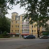 Павловск.Улица Мичурина.