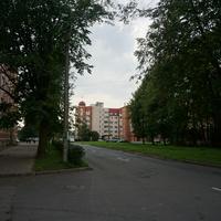 Павловск.Медвежий переулок.