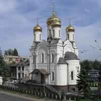 Свято-Игоревский храм. Привокзальная площадь