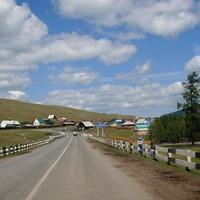 В Улагане.