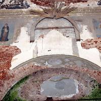 Воскресенская церковь в с. Кырмыж Куменского района. Интерьер