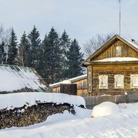 Жилые дома в с. Кырмыж Куменского района