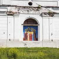 Церковь Казанской иконы Божией Матери в с. Сезенево Зуевского района.