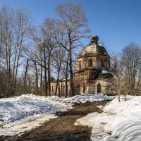 Сретенская церковь в с. Верхоишеть Нолинского района