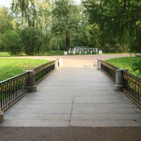 Мост у Лебяжьих прудков