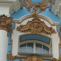 Екатерининский дворец.Декоры.