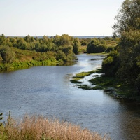 Река Чаус.