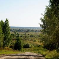 Село Чаус.