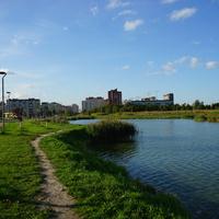 Озеро Долгое.