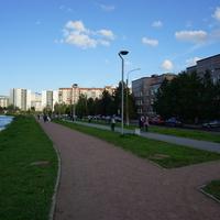 Парк Озеро Долгое.