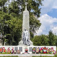 Памятник погибшим в годы Великой Отечественной войне