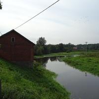 Старая Ладога, река Елена