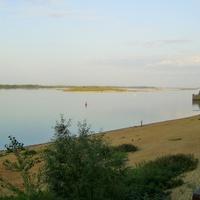 Н. Новгород - Река Волга