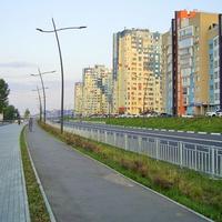 Н. Новгород - Ул. Волжская Набережная